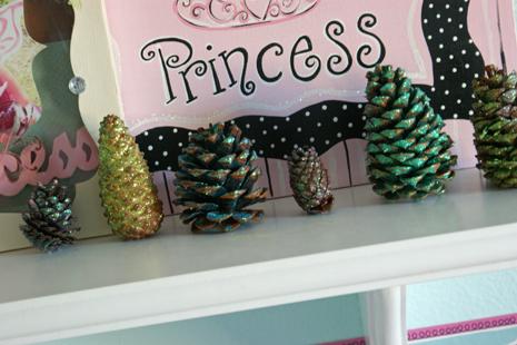 Pineconeglitter